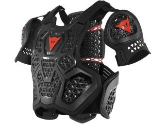 Protektorenweste Dainese MX1 Roost Guard ebony black
