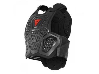 Protektorenweste Dainese MX3 Roost Guard ebony black