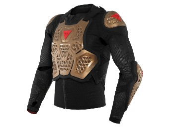 Protektorenjacke Dainese MX2 Safety Jacket gold black