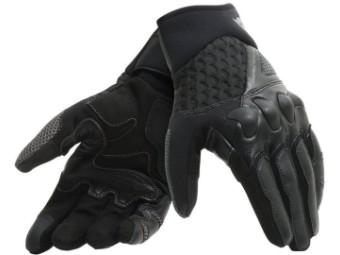 Motorradhandschuhe Dainese X-Moto Gloves schwarz anthrazit