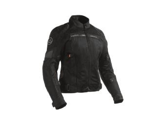 Motorradjacke Dane Fano Lady Black Edition