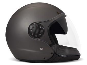 A.S.R. Matt Grey grau matt Modular Helm Motorradhelm P/J Geprüft