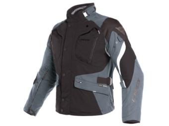 Gore Tex Jacke Dainese Dolomiti GTX black ebony light gray