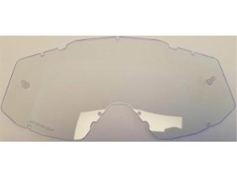 Ersatzscheibe für Crossbrillen E18 klar antifog