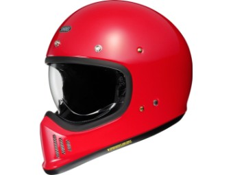 Motorradhelm Shoei EX Zero red