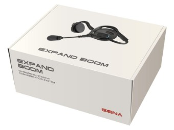 Expand Boom Bluetooth Headset 4 Wege Interkom Sprechanlage