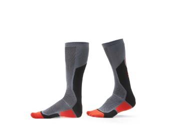 Socken Revit Charger Socks schwarz rot
