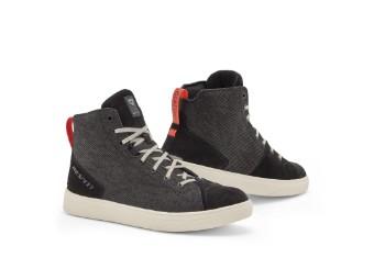 Schuhe Revit Delta H2O Shoes Hydratex schwarz weiß