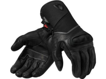 Motorradhandschuhe Revit Summit H2O Gloves schwarz