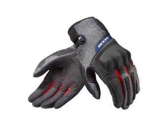 Handschuhe Revit Volcano schwarz grau