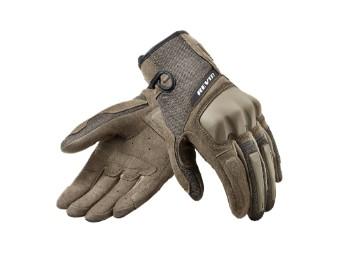 Handschuhe Revit Volcano sand schwarz