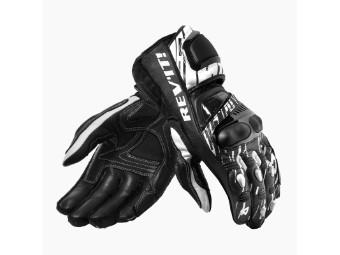 Handschuhe Revit Quantum 2 Gloves weiß schwarz