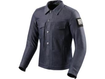 Motorradjacke Revit Crosby Men medium blue
