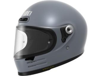 Glamster Basalt Grey Motorradhelm Retro Helm