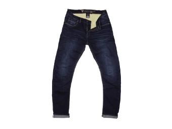 Motorradjeans Modeka Glenn Jeans blau
