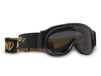 Motorradbrille DMD Ghost Goggle getönt