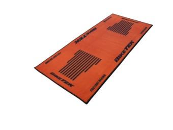 Teppich Biketek Serie 3 orange