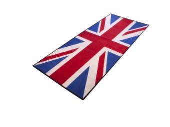 Teppich Biketek Serie 3 Union Jack