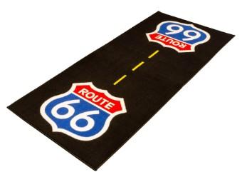 Teppich Biketek Serie 3 Route 66