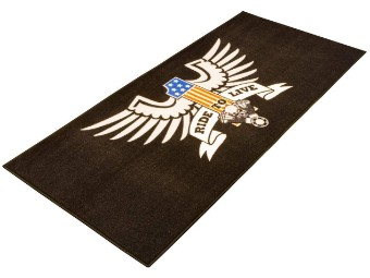 Teppich Biketek American Eagle