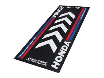 Teppich Biketek Honda Serie 4 Garagenmatte Motorradteppich
