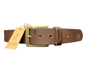 Gürtel John Doe Signature Leather Belt