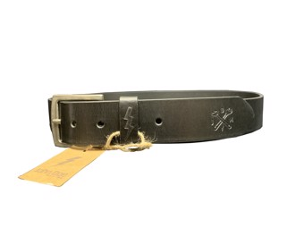 Gürtel John Doe Logo Leather Belt