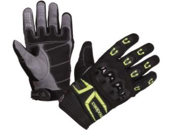 Handschuhe Modeka MX Top schwarz gelb