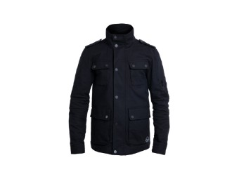 Motorradjacke John Doe Explorer XTM Jacket black