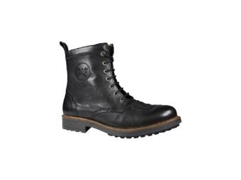 Stiefel John Doe Falcon Black Lederstiefel XTM schwarz