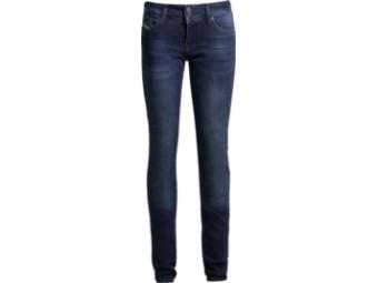 Motorradjeans John Doe Betty XTM Jeans dark blue used