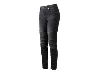 Motorradjeans John Doe Betty Biker Jeans XTM black