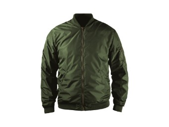 Motorradjacke John Doe Flight Jacket mit XTM olive