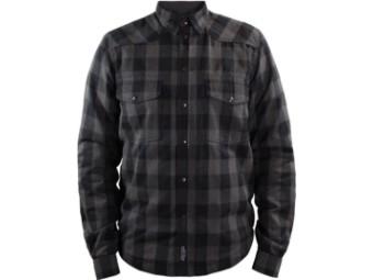 Lumberjack Shirt John Doe Motoshirt XTM Grey Black