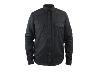 Lumberjack Shirt John Doe Motoshirt Basic XTM Dark Grey