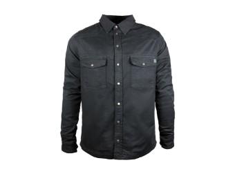 Lumberjack Shirt John Doe Motoshirt XTM Black