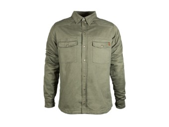 Lumberjack Shirt John Doe Motoshirt XTM Olive