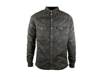 Lumberjack Shirt John Doe Motoshirt XTM Camouflage