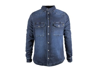 Lumberjack Shirt John Doe Motoshirt XTM dark blue used