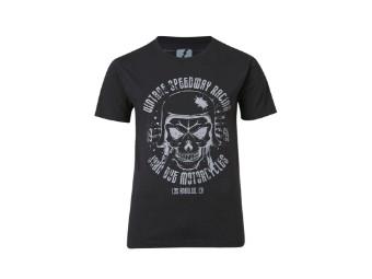 Skull T-Shirt schwarz