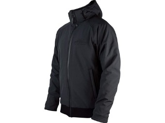 Motorradjacke John Doe Softshell Jacke 2in1 XTM black