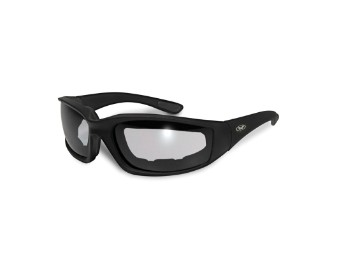 Motorradbrille Kickback Photochromatic
