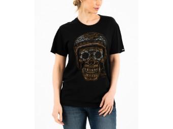 T-Shirt Rokker La Catrina Lady schwarz