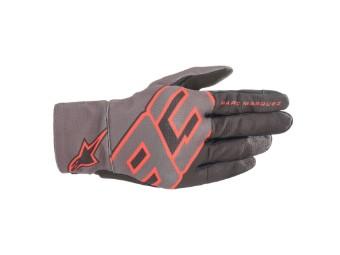Motorradhandschuhe Alpinestars Aragon Gloves MM93 2020 black anthracite red