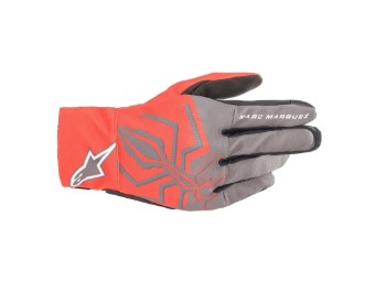 Motorradhandschuhe Alpinestars Aragon Gloves MM93 2020 dark grey red