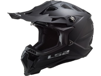 Crosshelm LS2 MX700 Subverter Evo Noir Matt Black schwarz matt