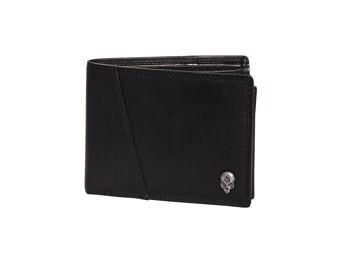 54 Black Jack Bramble Herrenbörse schwarz Geldbörse