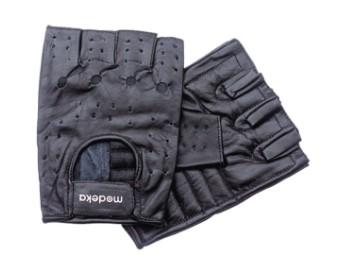 Fingerlose Handschuhe Modeka Highway Leder