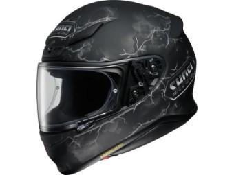 Helm Shoei NXR Ruts TC-5 schwarz matt