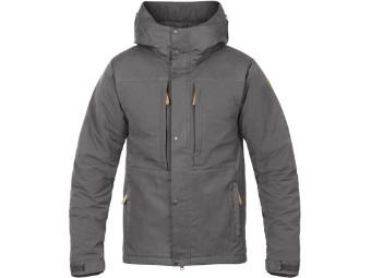 Winterjacke Fjäll Räven Övik Stretch Padded Jacket thunder grey